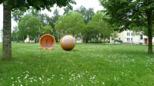 Der grüne Campus