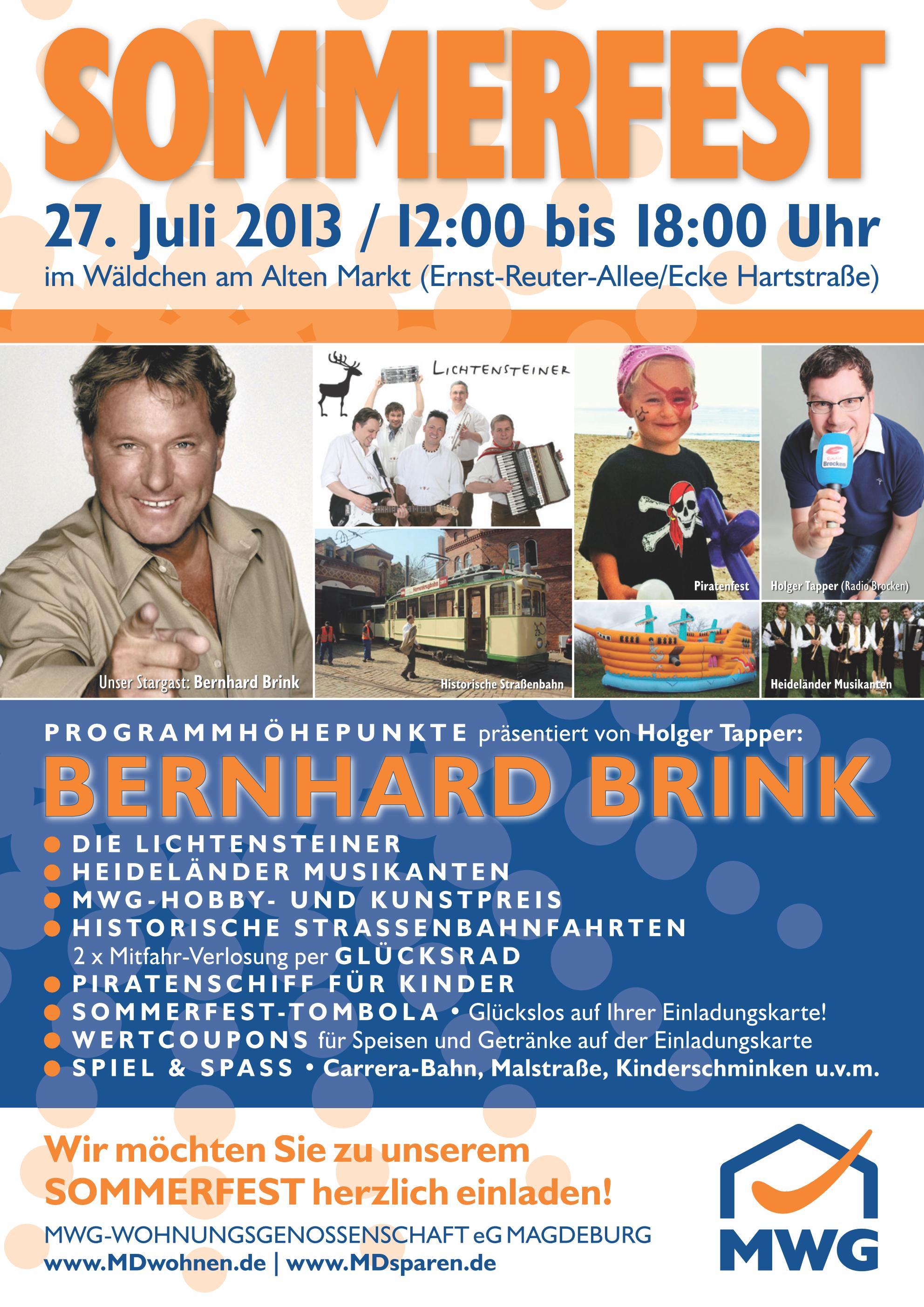 Sommerfest2013
