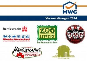 Veranstaltungsplan - 2014