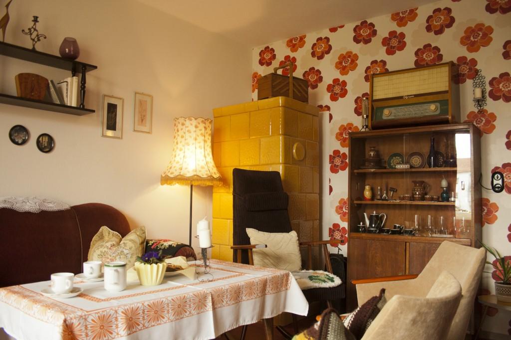DDR Wohnzimmer