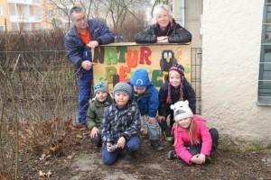 Die MWG unterstützt die Trilinguale Kita und Internationale Grundschule in Alte Neustadt