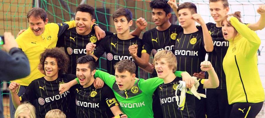 Deutschlands beste Fußballer zum halben Preis erleben