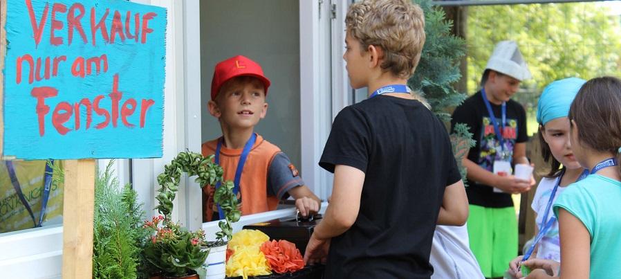 Kinderstadt Elberado wieder in Magdeburg