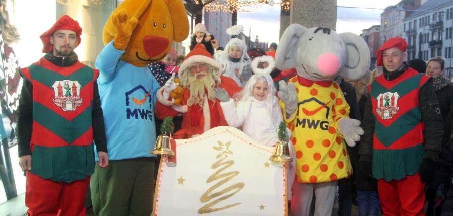 Eröffnung Weihnachtsmarkt