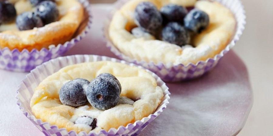 Blaubeer-Muffins zum Nachmachen