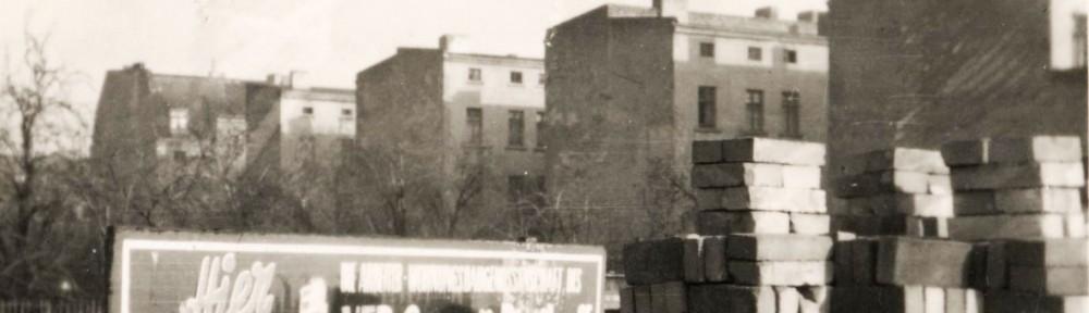 MWG vor 60 Jahren: Das erste Haus der Genossenschaft in der Lutherstraße