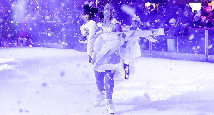"""Peter Pan on Ice"""
