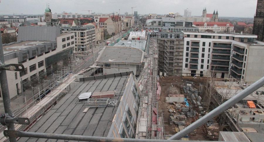Bauen im Domviertel
