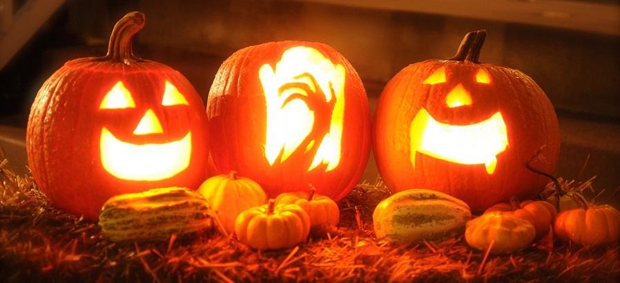 Halloween… huaaah!